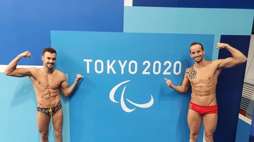 Agenda de los 16 paralímpicos valencianos en Tokio