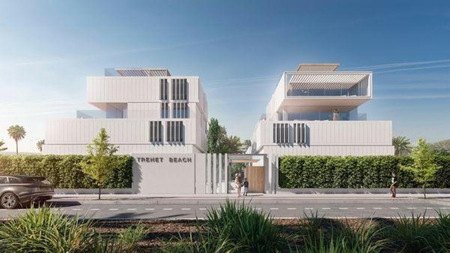 Trenet Beach, la promoción residencial más exclusiva ubicada en Benicàssim