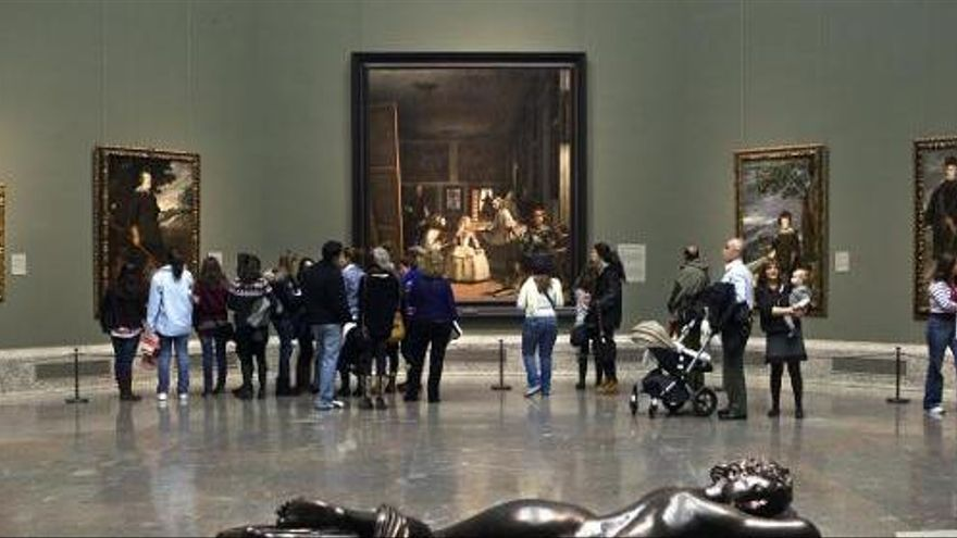 Velázquez usó una cámara oscura para 'Las Meninas'