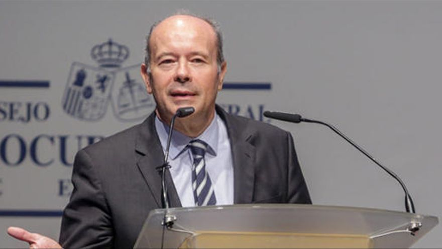 El juez Juan Carlos Campo, nuevo ministro de Justicia