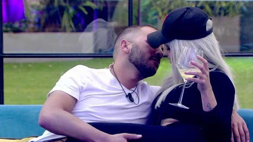 Ylenia y Antonio Tejado, inseparables desde que salieron de 'GH Dúo'