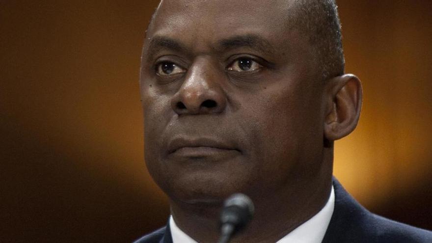 El Congreso da una exención a Lloyd Austin para que opte a secretario de Defensa