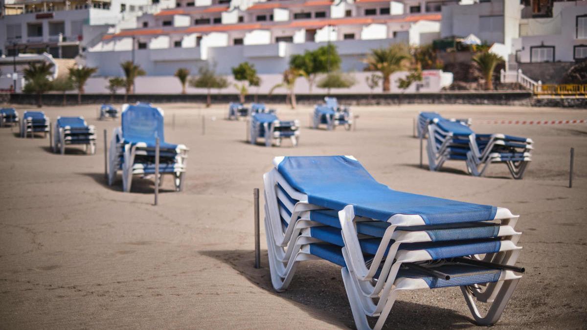 Playa en Adeje