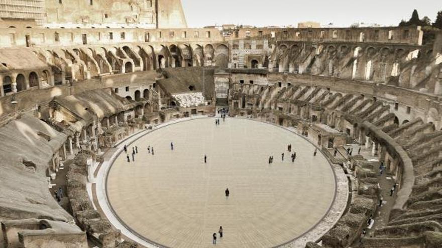 Una nueva arena para el Coliseo