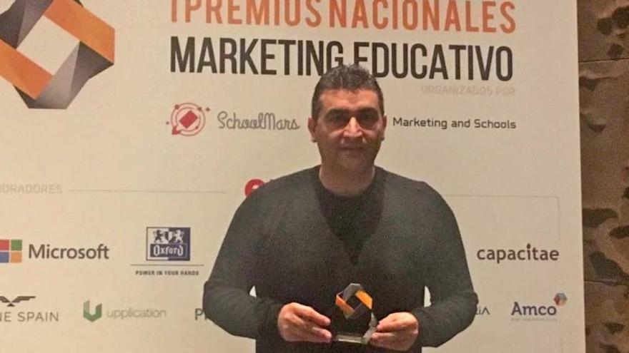 L'Escola Montserrat, finalista en tres categories dels premis de màrqueting educatiu d'àmbit estatal