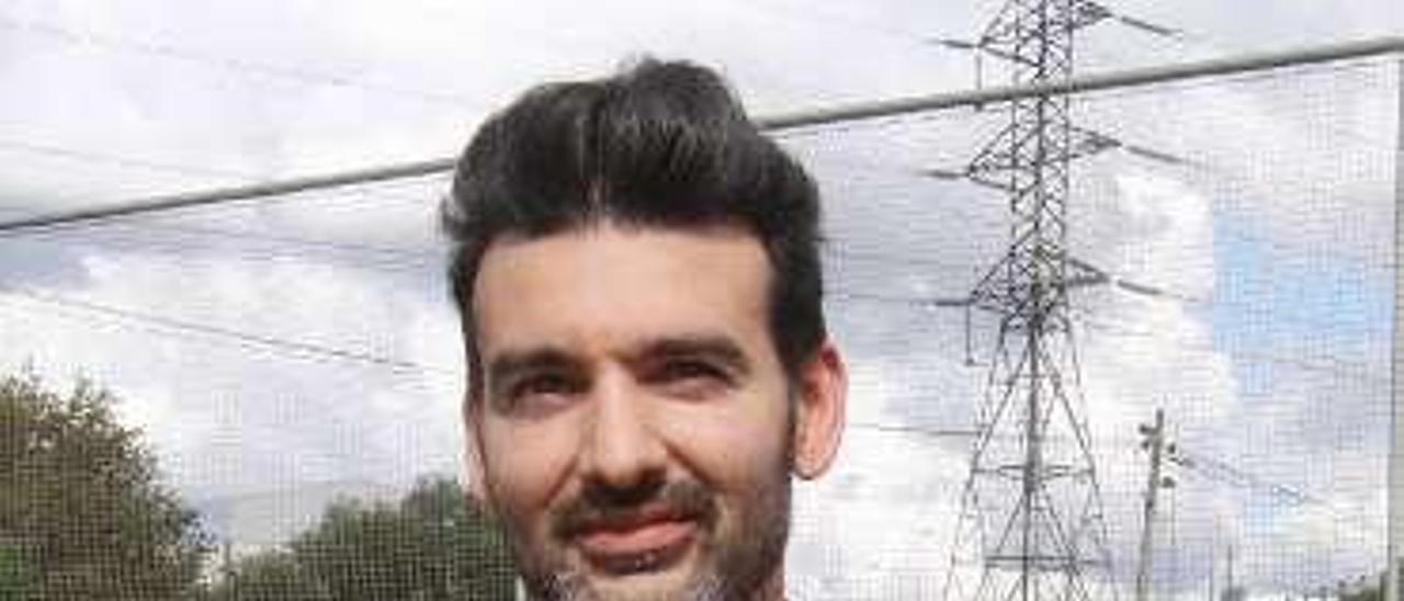 Moisés Pereiro. // Iñaki Osorio