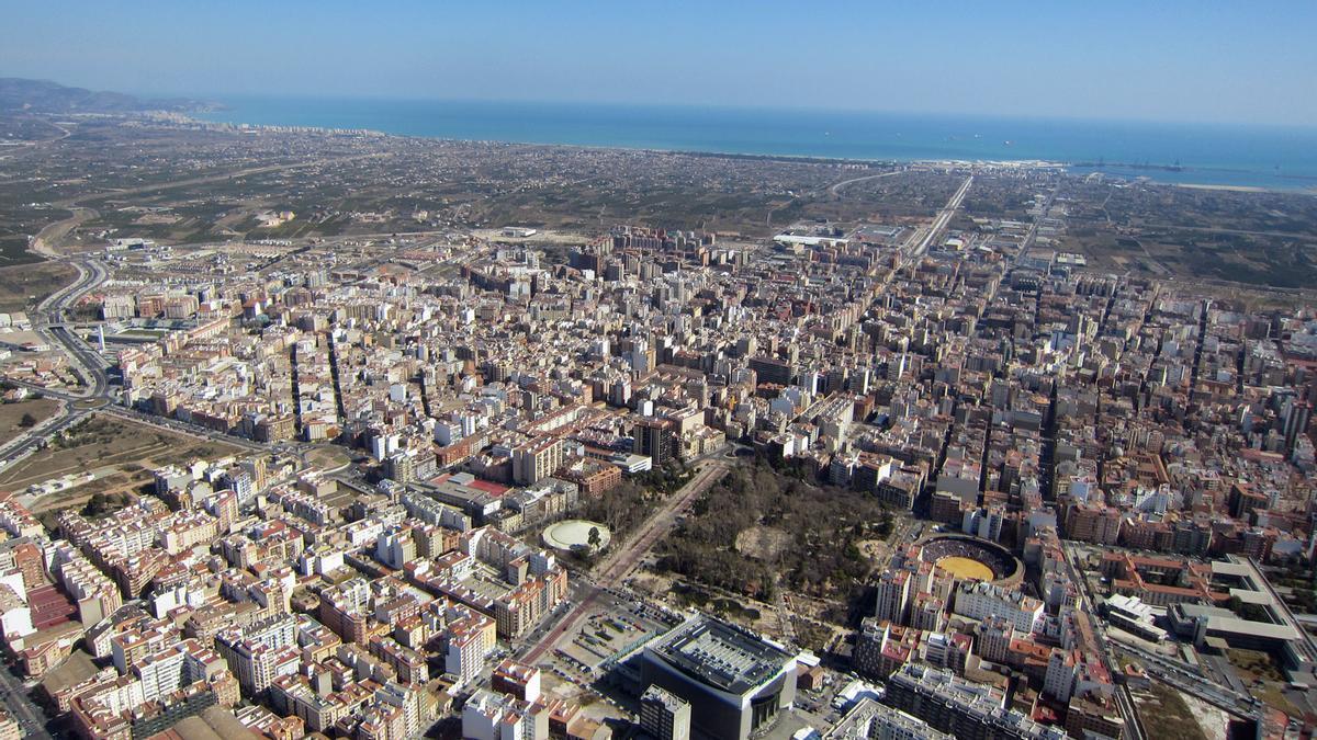 Castellón crece también gracias a los fondos europeos.
