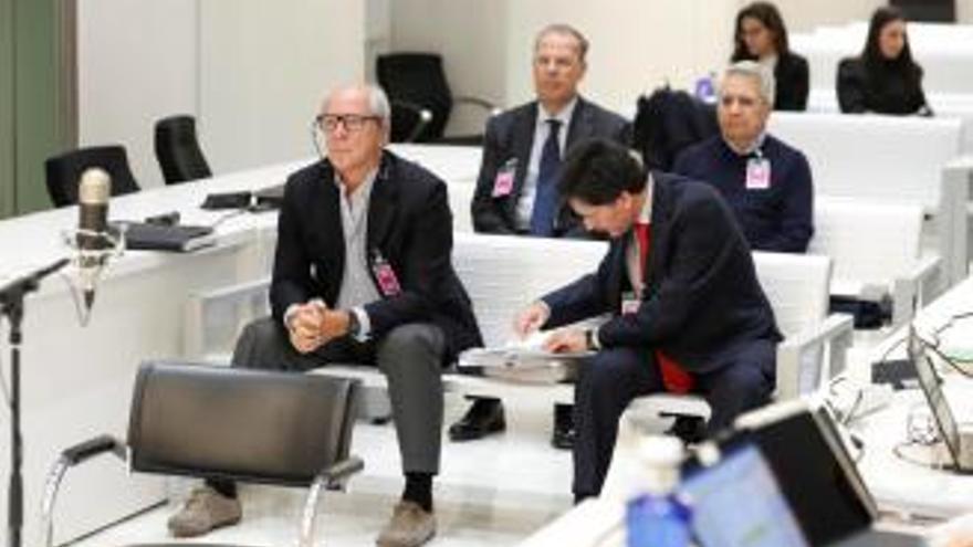 La Audiencia Nacional absuelve a la excúpula de Caixanova por el crédito de Rivas