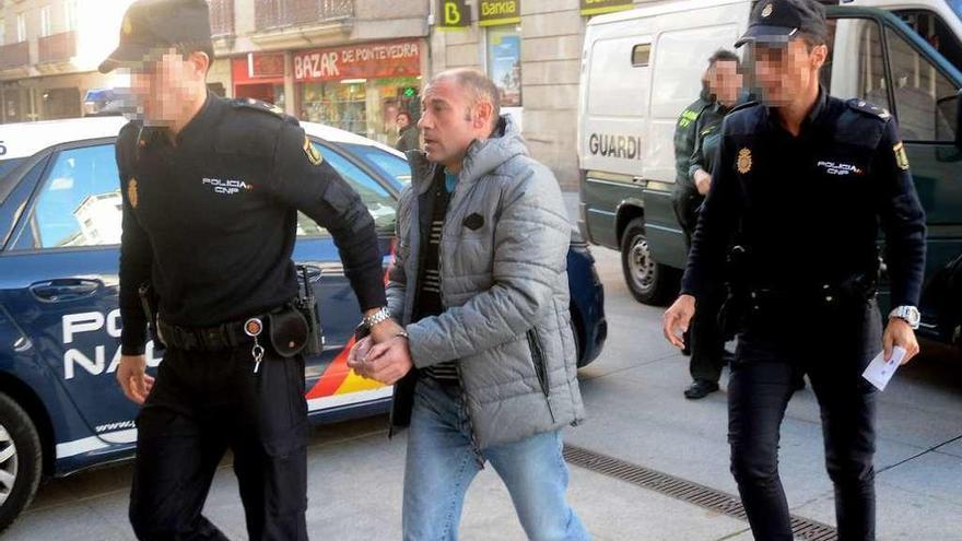 """El acusado del doble crimen de Arbo, al jurado: """"Jamás mataría a una persona"""""""