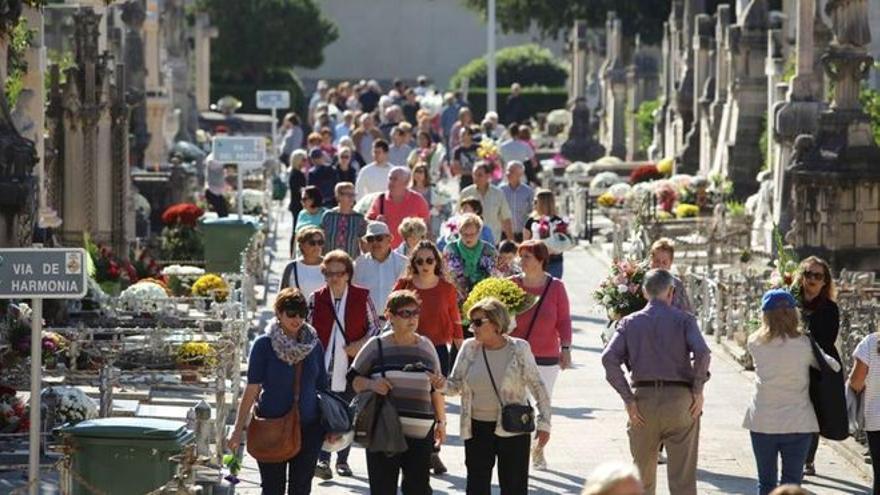 Así será el protocolo en Tots Sants por el coronavirus en los cementerios de Mallorca