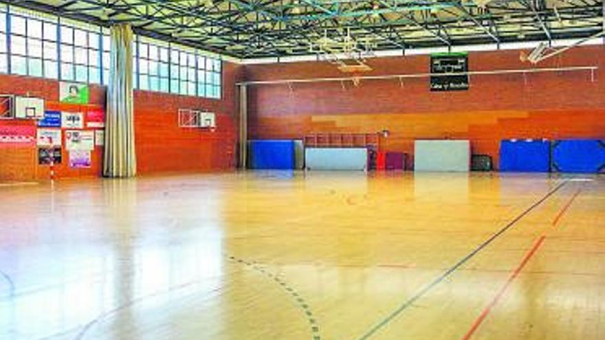 Esparreguera preveu poder reobrir el pavelló El Castell a les entitats a l'octubre