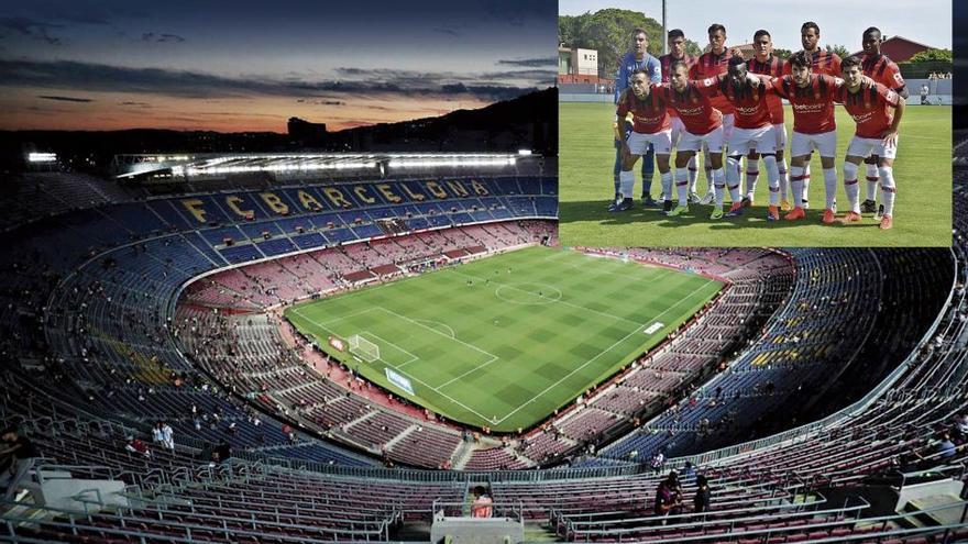 De Peralada al Camp Nou