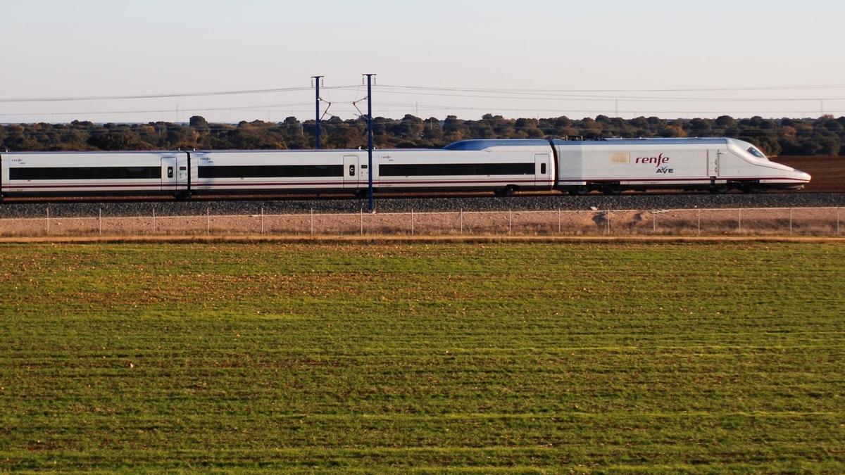 Renfe lanza una promoción especial en trenes AVE que unen Barcelona y Córdoba por el centenario de los Patios.
