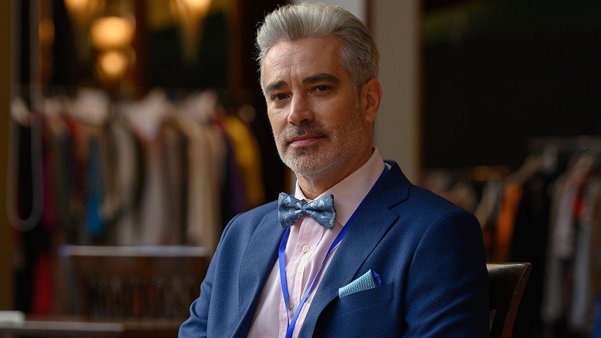 El actor Adrià Collado.