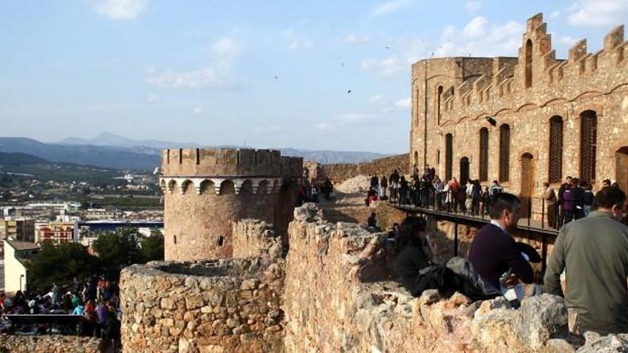 Visitas guiadas en el castillo de Onda