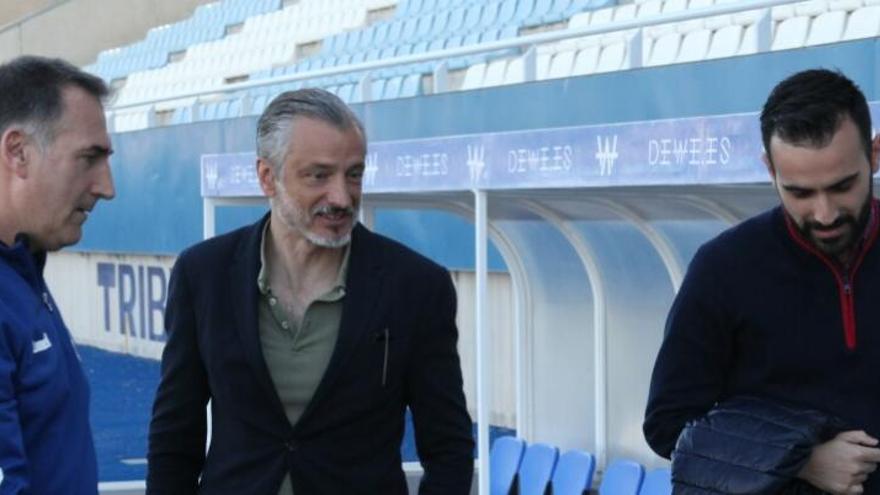 La vida del Lorca FC comienza su cuenta atrás