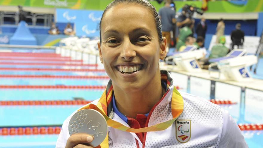 Perales inicia con una plata el objetivo de igualar a Phelps
