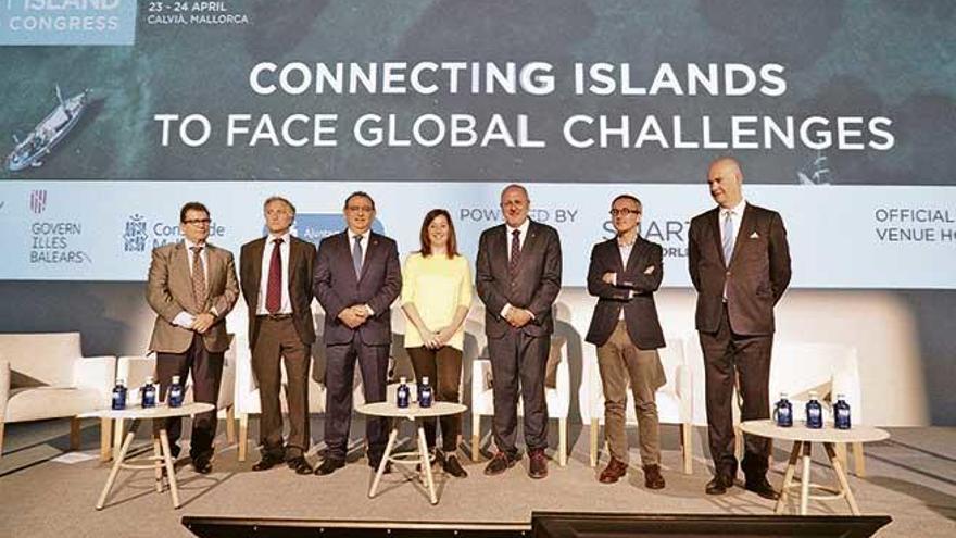 Moratinos pide en Calvià que la UE financie el desarrollo de las islas