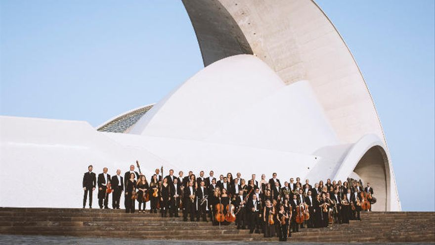 La Orquesta Sinfónica de Tenerife ofrece este viernes su segundo concierto 'online'