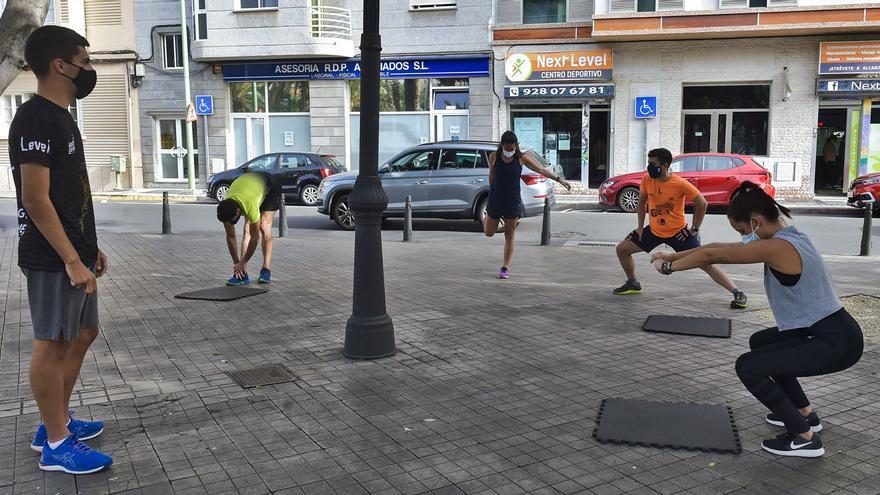 La vuelta al Nivel 3 limita aún más el aforo en gimnasios y locales de juego