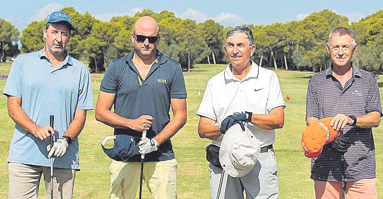 Treinta aniversario del Torneo de golf Diario de Mallorca, todo un éxito