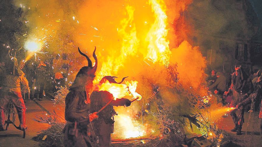 Costumari popular | Avui és Sant Antoni, dimecres Sant Sebastià