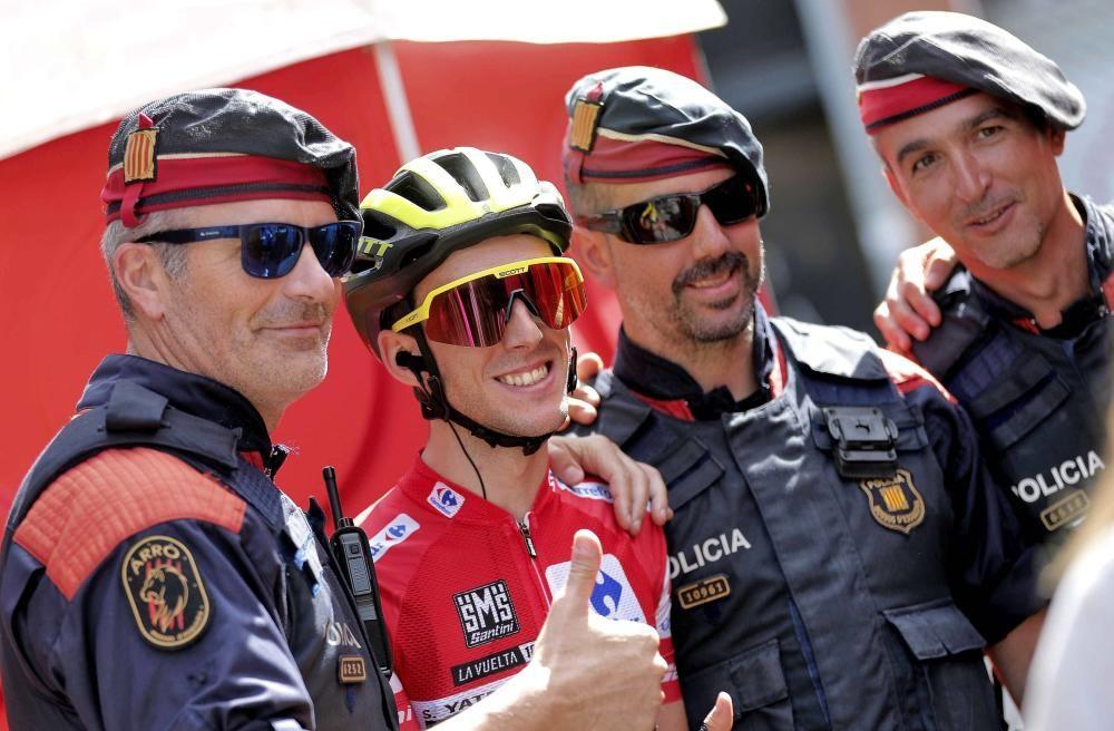Vuelta a España: Vigésima etapa
