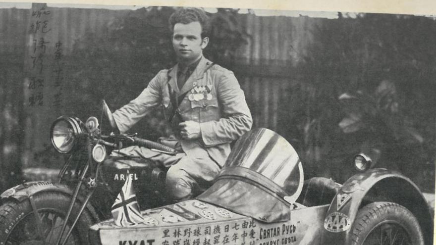 Las dos aventuras de Ivan Sobolev