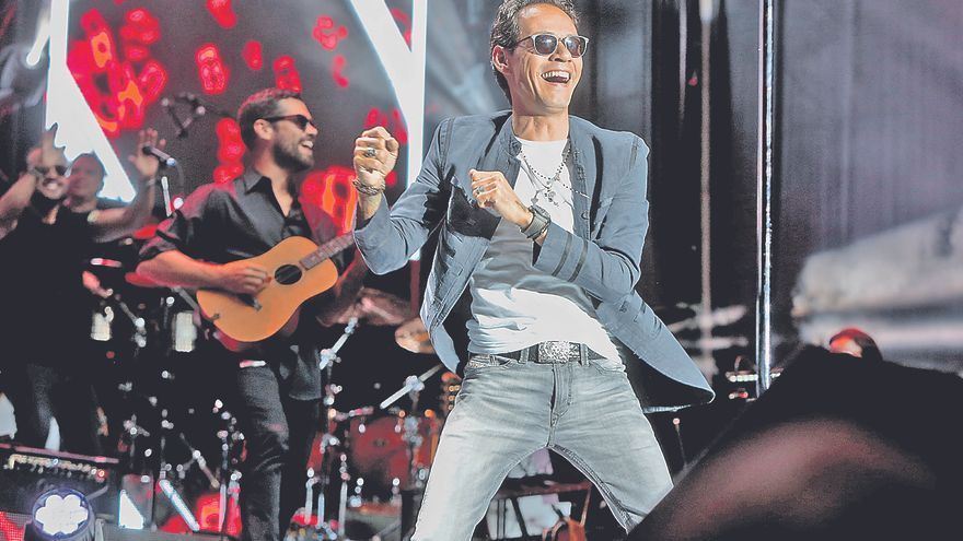 Marc Anthony pone fecha a su concierto en València