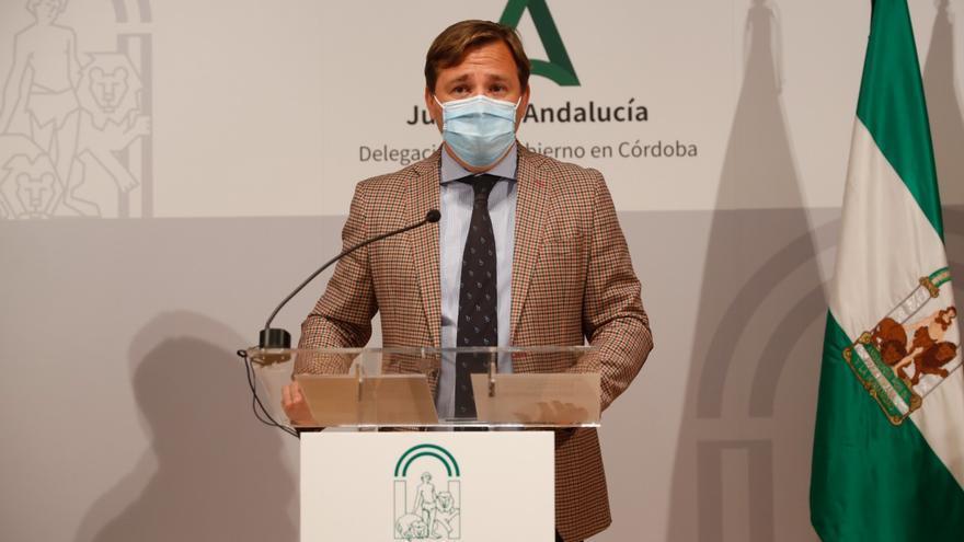 Repullo señala que la falta de infraestructuras de Red Eléctrica deja a Córdoba como la única provincia andaluza sin potencia