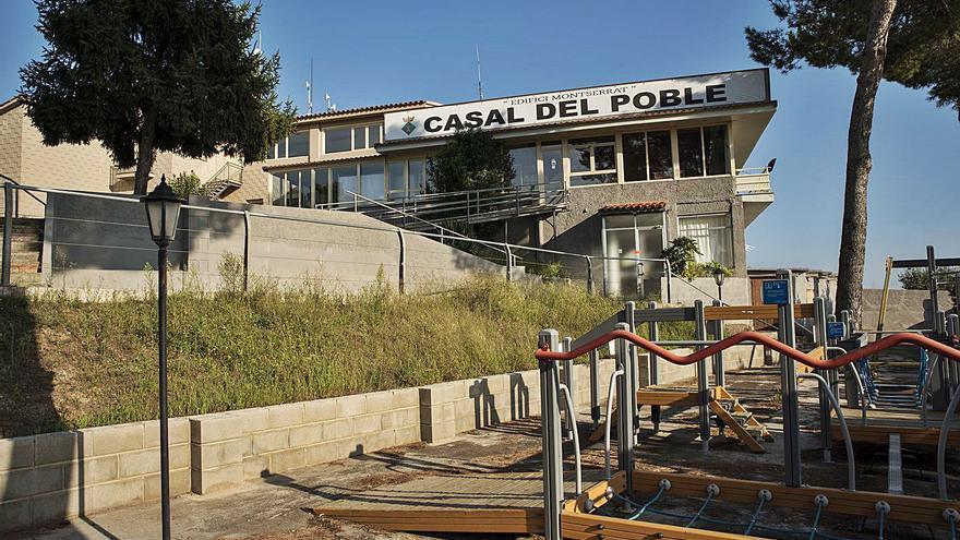 Nou Castellnou defensa la recuperació de l'edifici Montserrat malgrat el cost