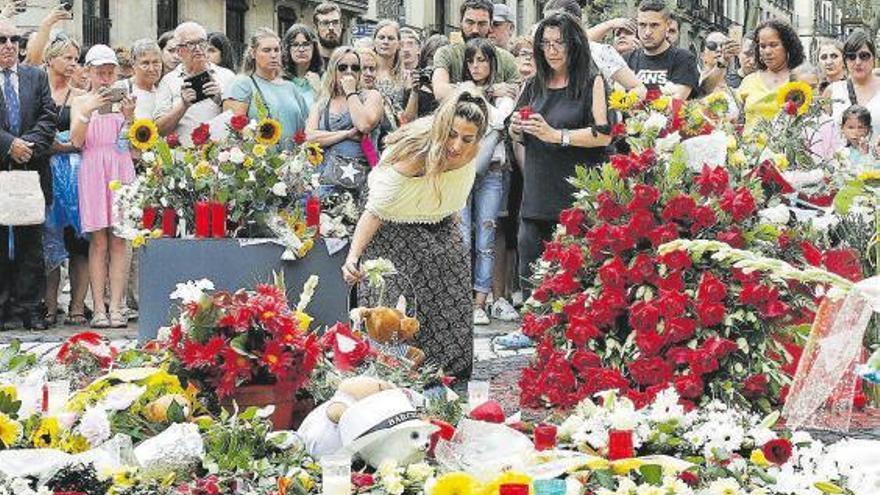 Petición de penas de 95 y 44 años para los procesados por los atentados de Barcelona