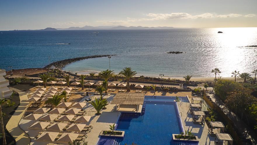 Reencontrarse con las vacaciones  de verano en Lanzarote