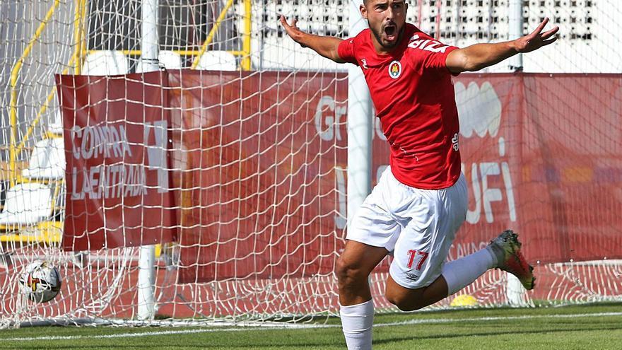 Juan Delgado: «Yo me siento para jugar cada dos días, no quiero que pare esta racha de goles»