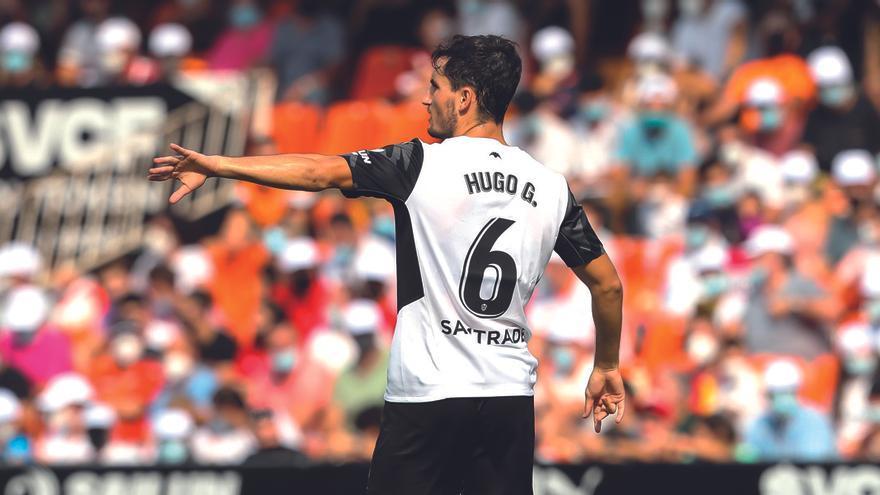 Hugo Guillamón coge el timón