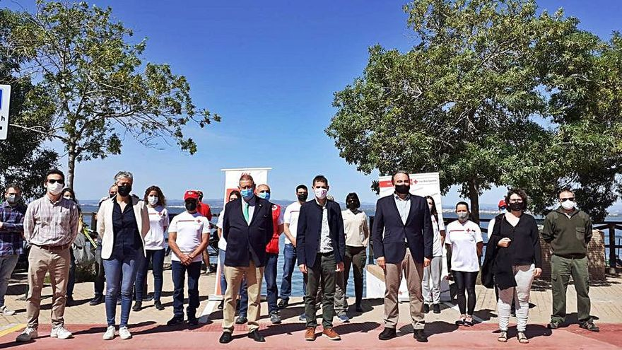 Voluntarios de Sueca retirarán plásticos del paraje de l'Albufera