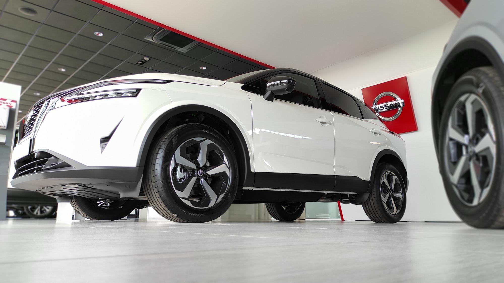 FOTOS: El Nou Nissan Qashqai ja ha arribat a Interdiesel Figueres