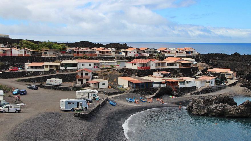 La orden de Costas de demoler las casetas de Fuencaliente entra en su recta final