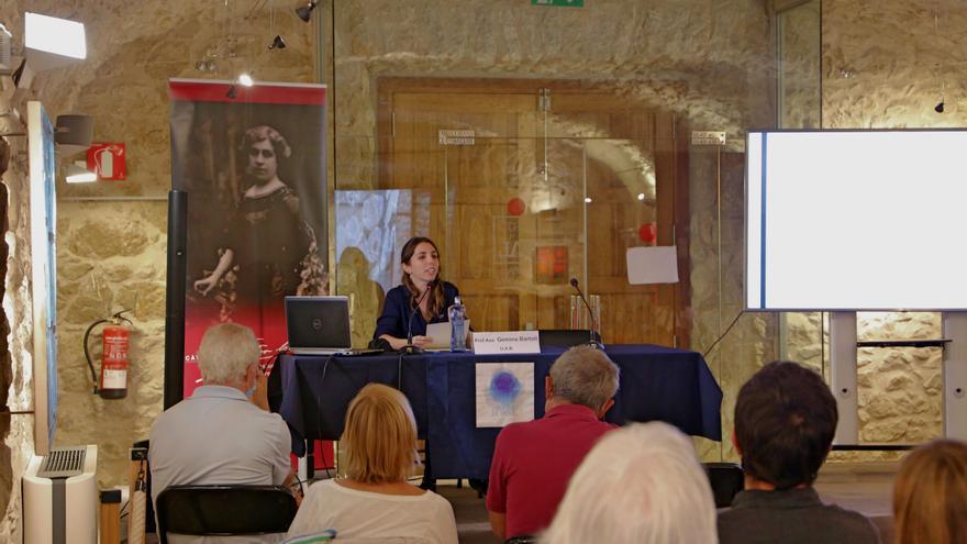 La Càtedra Víctor Català de la UdG homenatja l'autora a l'Escala