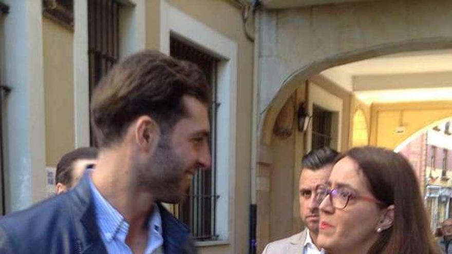 """El Ayuntamiento tiene un """"plan B"""" para Marc Anthony si el Oviedo necesita el Tartiere"""