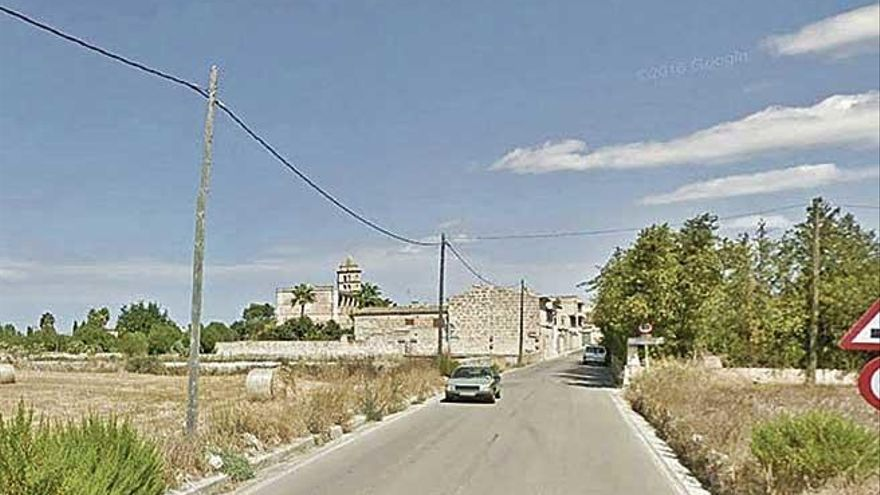 El ayuntamiento de Petra adquiere un nuevo solar de 1.200 m2 para aparcamientos
