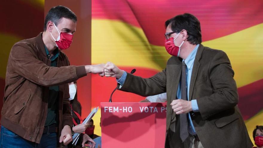 PSOE y Podemos ven reforzada su coalición frente a una derecha en declive