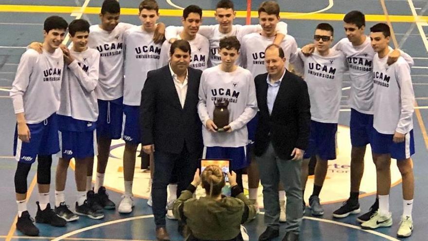 Los cadetes brillan en el torneo de Alhaurín