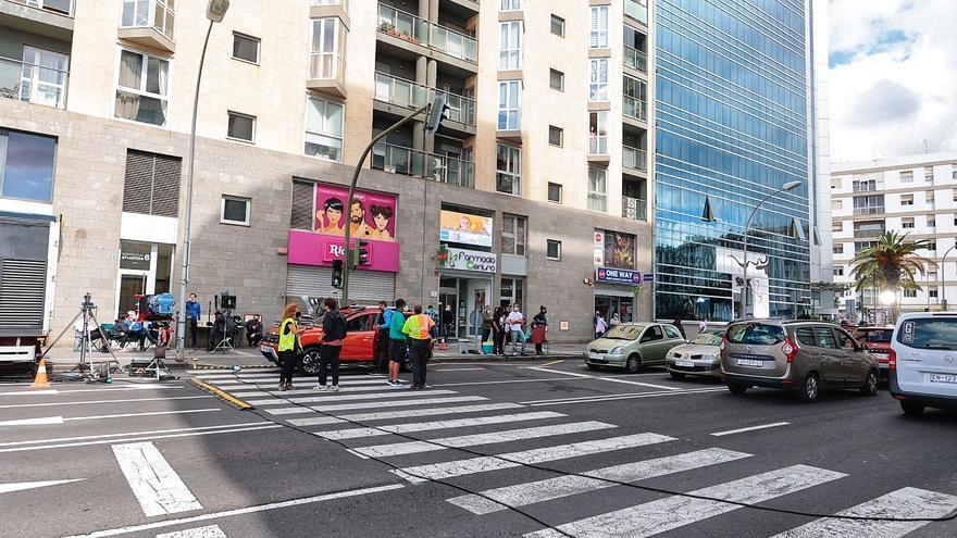 CEOE pide elevar deducciones para los rodajes cinematográficos en Canarias