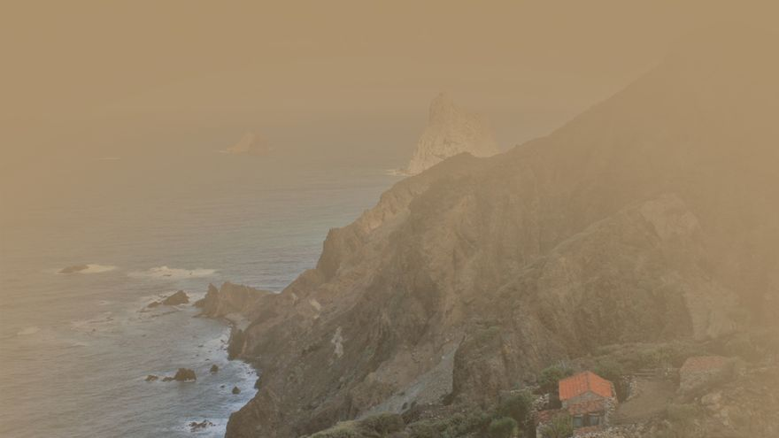 El cambio climático arrastra enormes cantidades de polvo sahariano hasta Europa