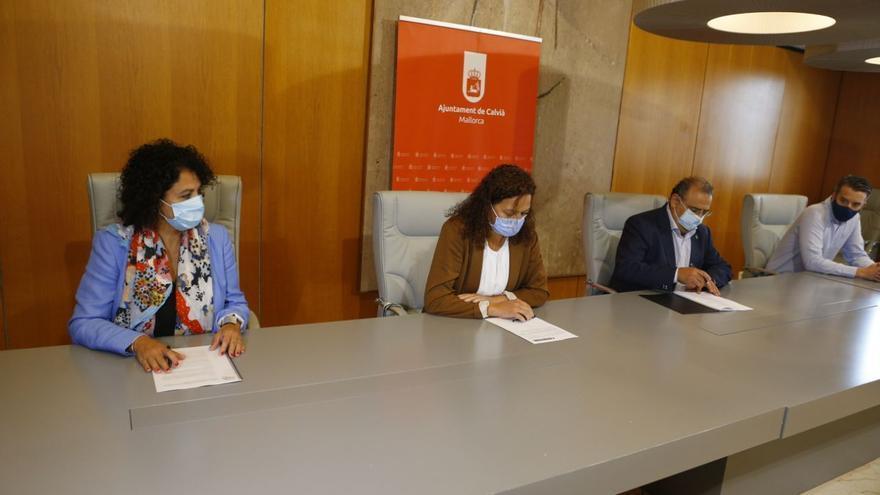 Calvià se adhiere a la Agencia de Disciplina Urbanística