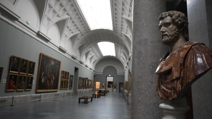 Los grandes museos no abrirán hasta el mes de junio