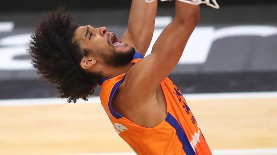 El Valencia Basket muere en la orilla