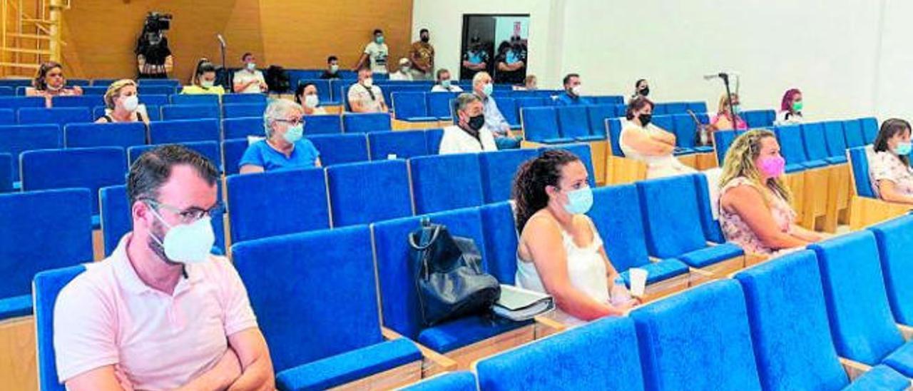 El Sur exige que el centro de cuarentena por Covid esté custodiado las 24 horas
