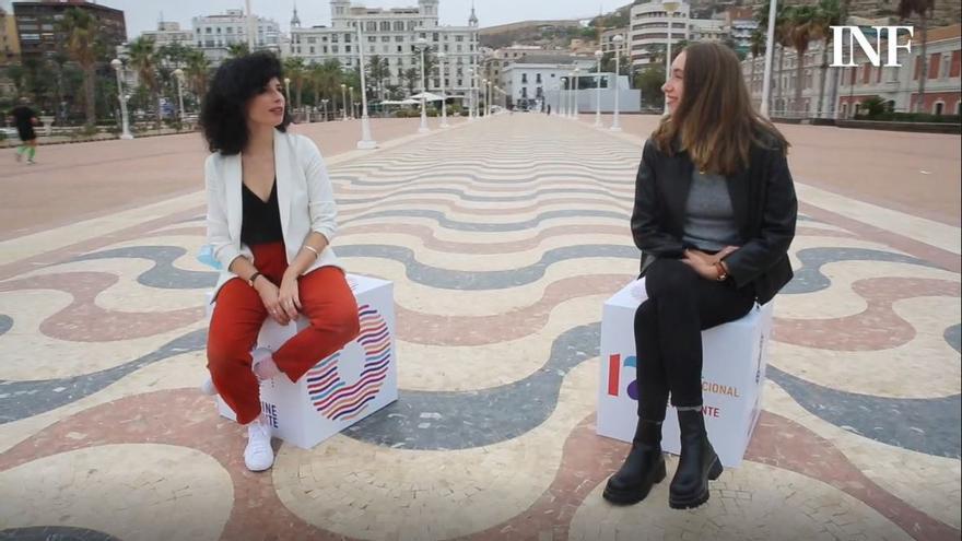 'Violeta no coge el ascensor', hoy en la Sección Oficial del Festival de Cine de Alicante